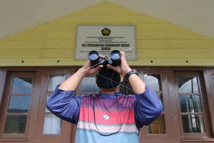 Pengamatan Gunung Merapi