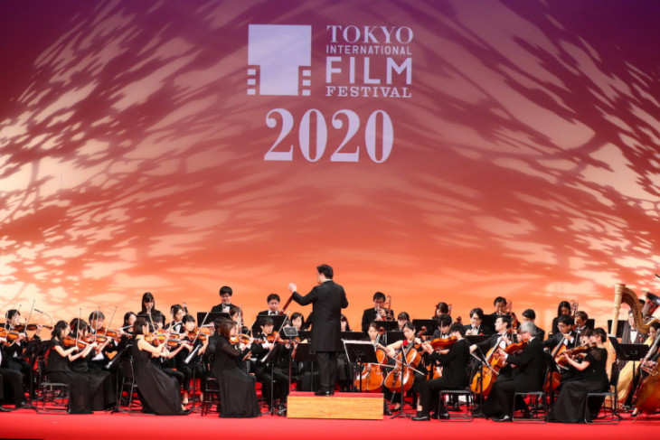 Festival Film Tokyo ke-33 resmi dibuka di tengah pandemi COVID-19
