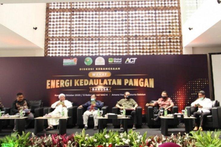 Wakaf Energi Kedaulatan Pangan Bangsa