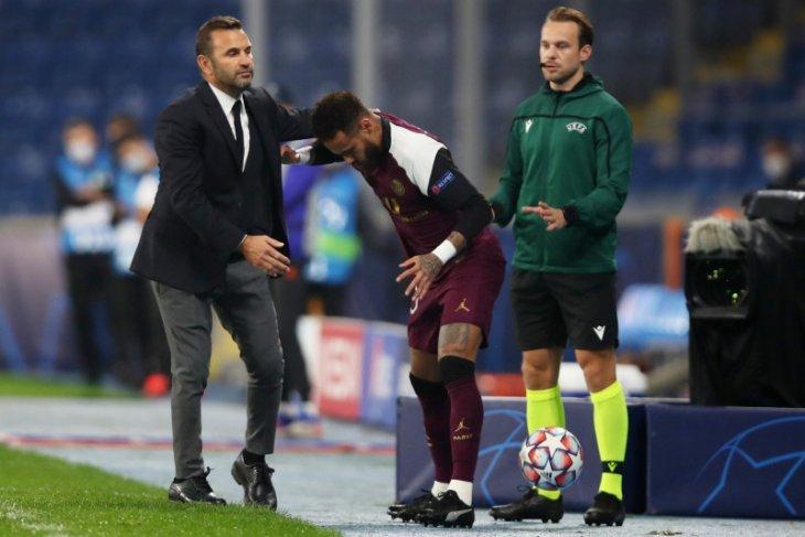 Neymar bakal menepi hingga pertengahan November