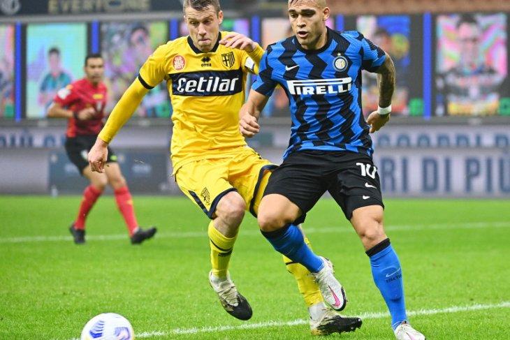 Liga Italia: Inter bangkit untuk imbangi Parma 2-2