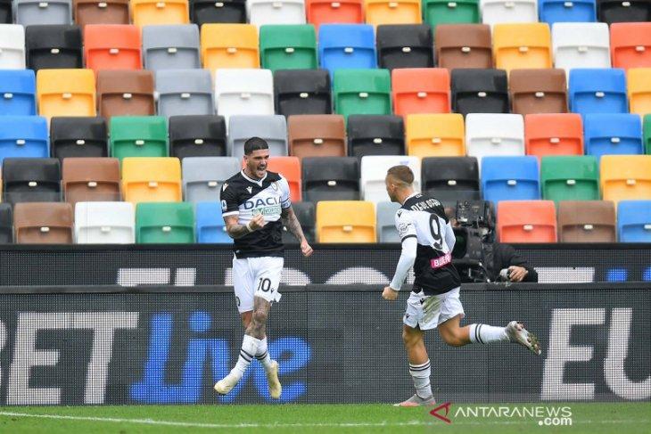 Liga Italia: Gol semata wayang De Paul menangkan Udinese atas Genoa
