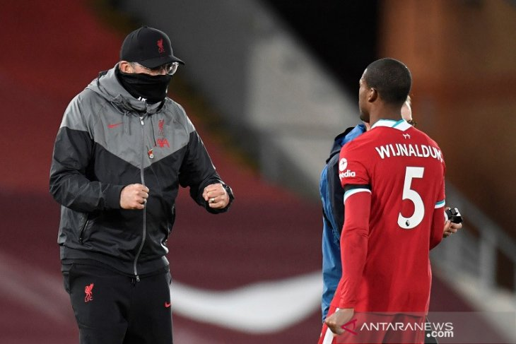 Jurgen  Klopp kritik keputusan Liga Inggris tolak aturan 5 pergantian pemain