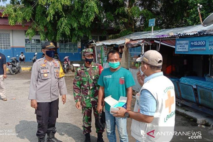 Tim gabungan gelar operasi yustisi di Pelabuhan Tanjungkalian