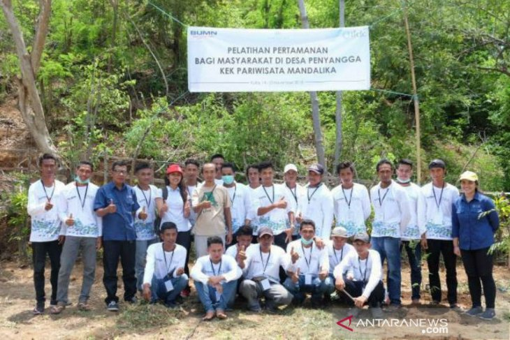 ITDC latih masyarakat desa penyangga di Bali-NTB