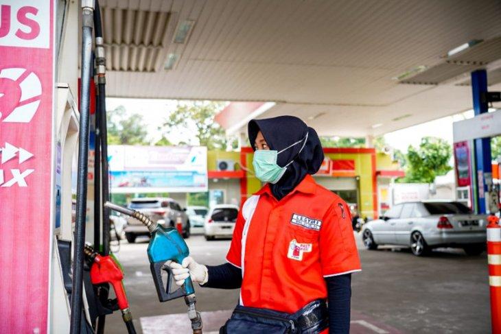Transaksi nontunai di SPBU Jatimbalinus naik 269 persen