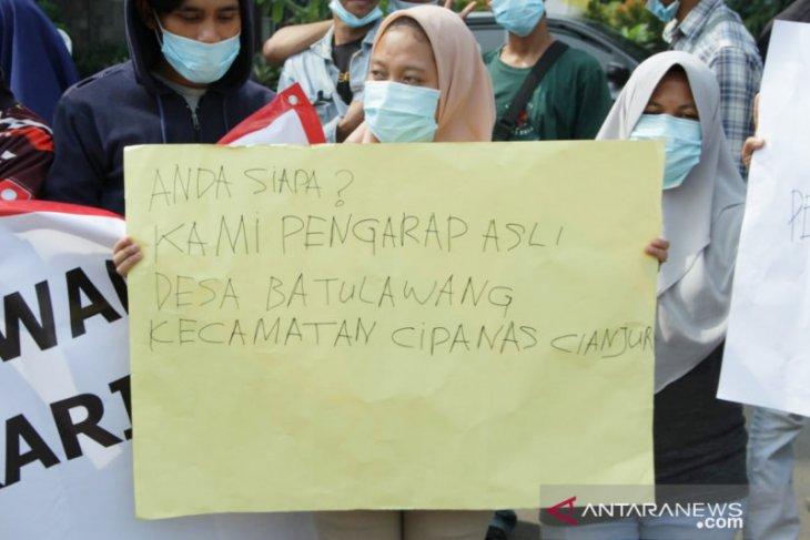 Warga Cianjur desak Kementerian ATR/BPN percepat reforma agraria