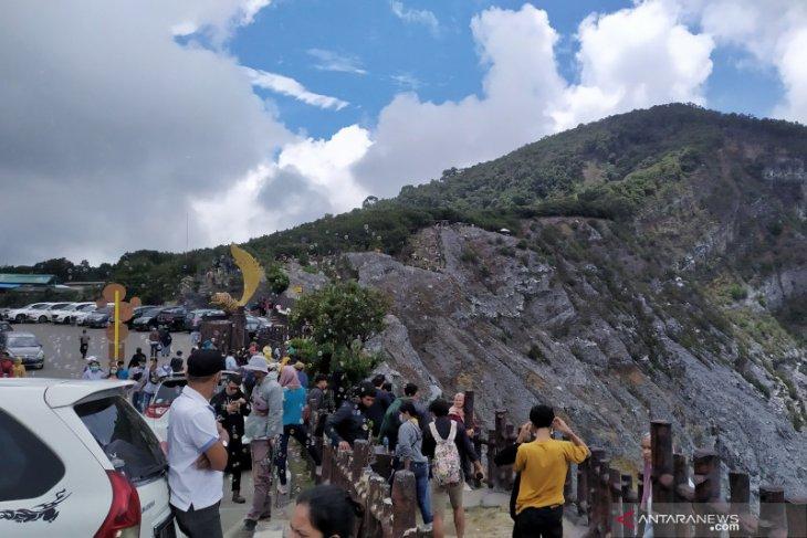 Libur panjang tak mendongkrak tingkat kunjungan wisata Lembang