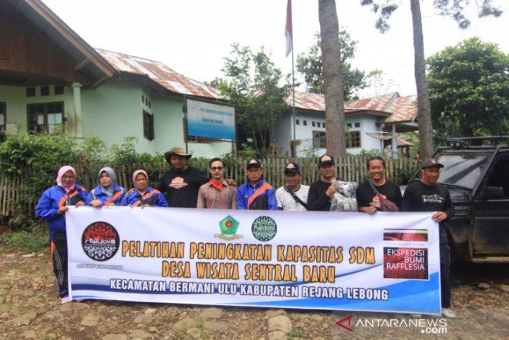 ASIDEWI berikan pelatihan desa wisata di Bengkulu