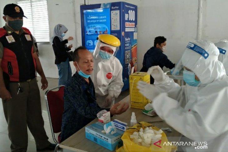 Tes cepat massal di Kota Bogor ditemukan 10 reaktif dari 290 sampel