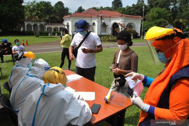 Kota Bogor catat penambahan kasus COVID-19 harian tertinggi