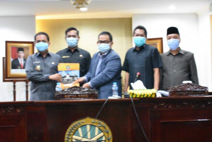Raperda Perubahan RPJMD Kota Pontianak selaraskan kondisi nyata