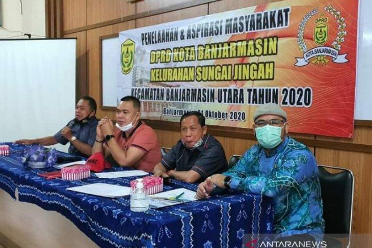 DPRD Banjarmasin: penanganan sampah belum maksimal di pinggiran