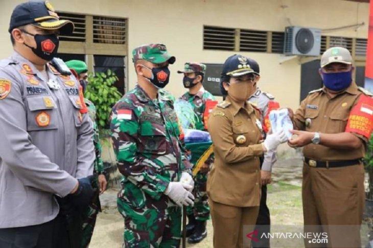 Kodim 1202/Singkawang canangkan Satgas Desa Tangkal COVID-19