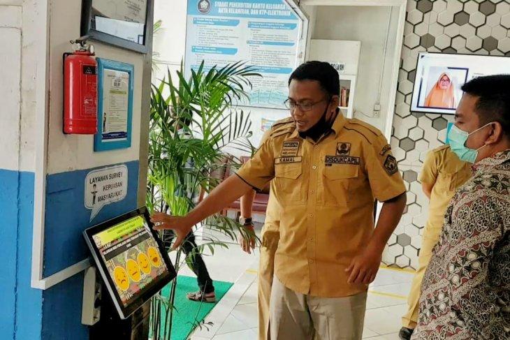 Tim Kemenpan RB evaluasi layanan publik di Disdukcapil Aceh Tengah