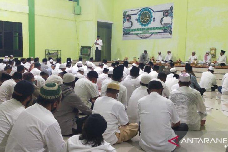 Bupati Maulid Nabi Muhammad momentum untuk memaknai teladan Rasulullah