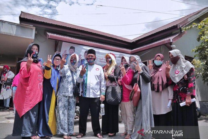 Cawali H Ibnu Sina : terimakasih warga Banjarmasin