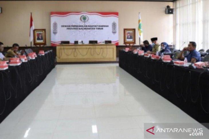 Komisi IV- Disdik bahas Rencana anggaran 2021