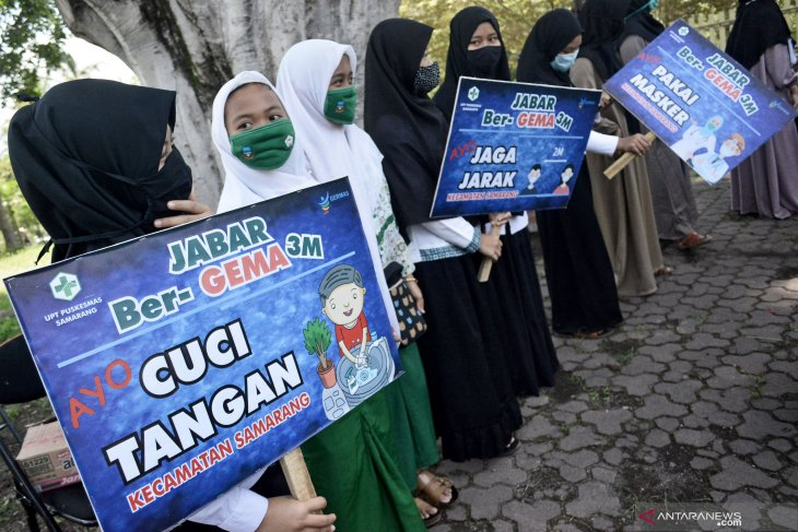 Indonesia adds 3,356 COVID-19 cases in 24 hours