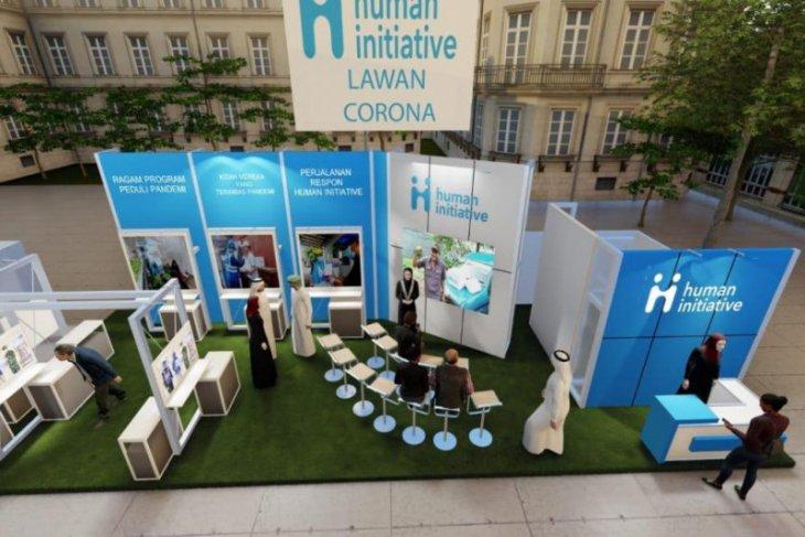 Human Initiative gelar virtual expo bulan pengurangan risiko bencana 2020