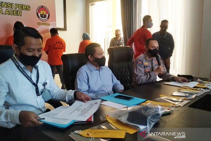 Polda Aceh: Dua DPO penyelundupan imigran Rohingya kabur ke Malaysia