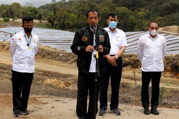 Pengamat apresiasi bantuan Kementan untuk Food Estate di Humbahas