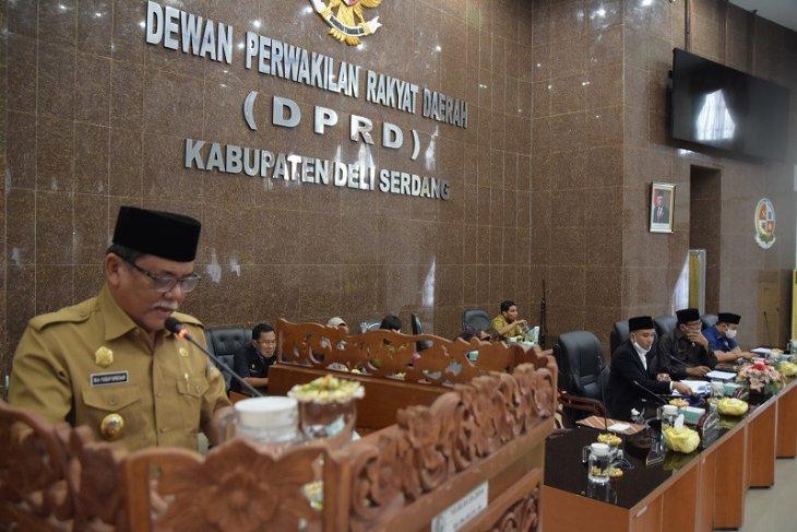 Pemkab Deli Serdang fokus  empat prioritas di tahun 2021