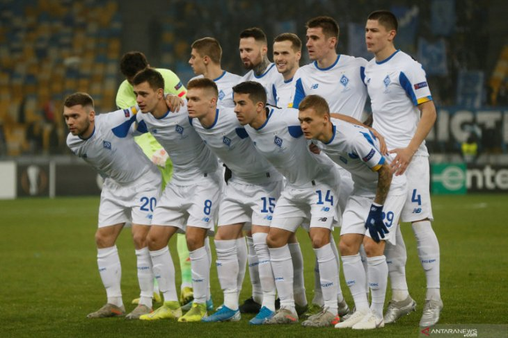 Dynamo Kiev punya 13 pemain untuk hadapi Barcelona