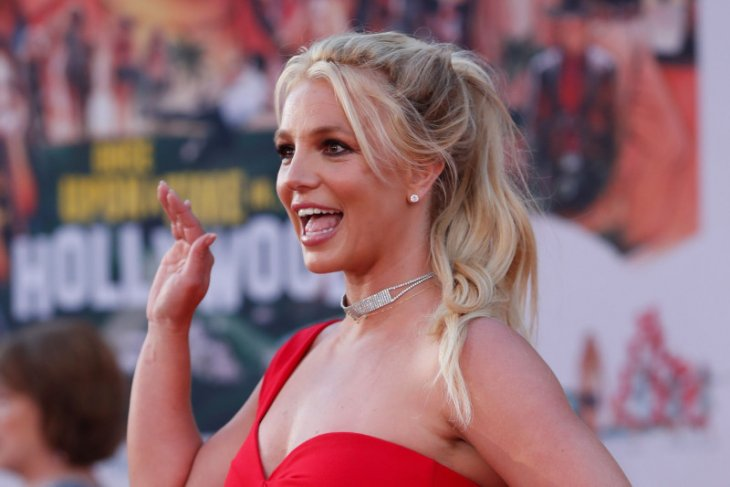 Britney Spears mengaku