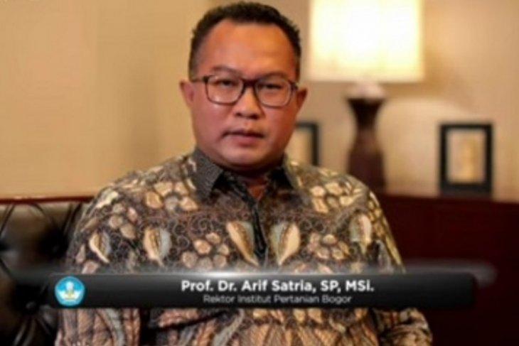 Arif Satria: Sektor pertanian dapat menjadi penyelamat ekonomi bangsa