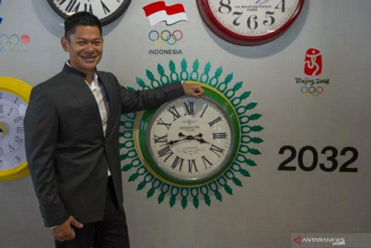 KOI ke Swiss Januari 2021 demi bidding Olimpiade 2032