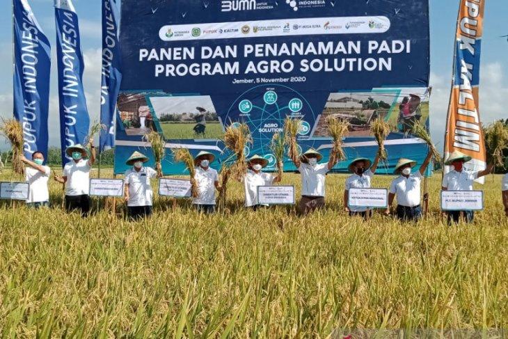 Canangkan Agro Solution, Pupuk Indonesia optimistis tingkatkan produktivitas dan kesejahteraan petani