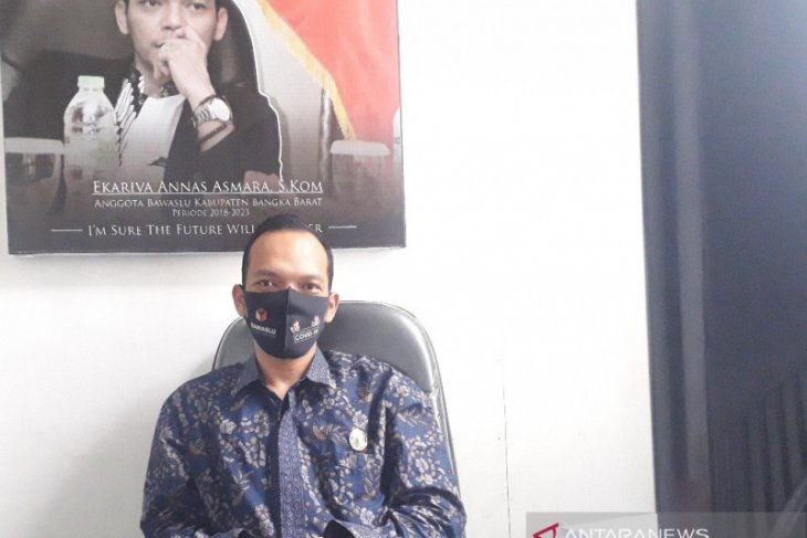Bawaslu Bangka Barat belum menemukan pelanggaran kampanye di medsos