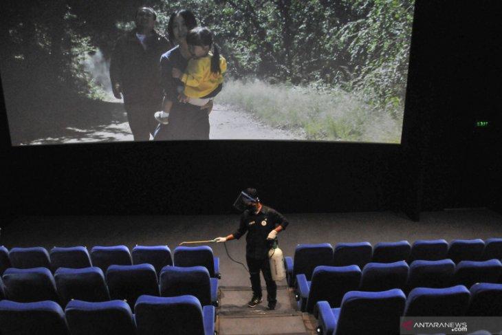 Garin Bioskop dibuka bertahap bangun optimisme industri film
