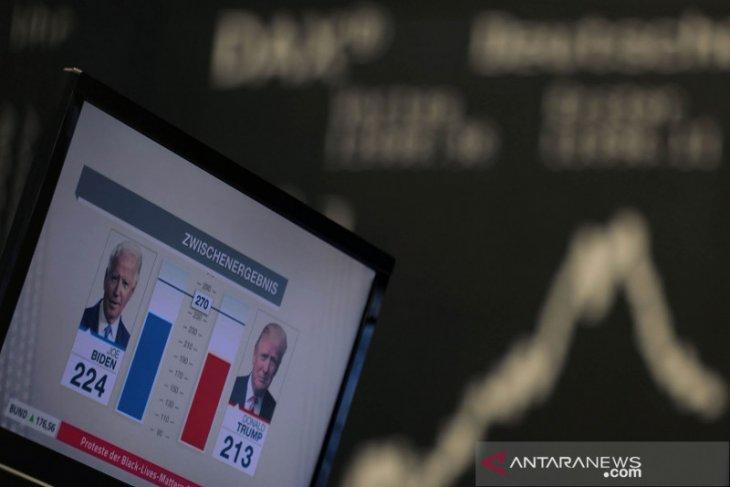 Saham Jerman rontok dengan indeks DAX 30 ditutup terjun 1,81 persen