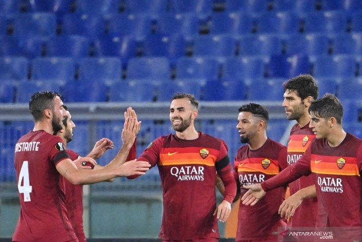 Liga Europa, Roma pesta lima gol ke gawang CFR untuk kuasai pucuk klasemen