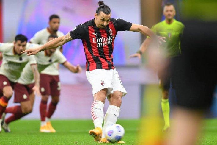 Liga Italia: Kembali gagal, Ibrahimovic kemungkinan bakal serahkan penalti ke Franck Kessie