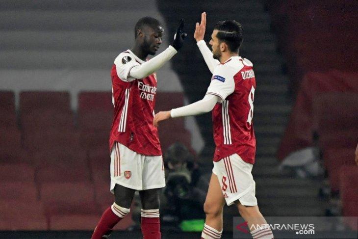 Liga Europa, dua gol bunuh diri bantu Arsenal atasi Molde dan amankan posisi puncak
