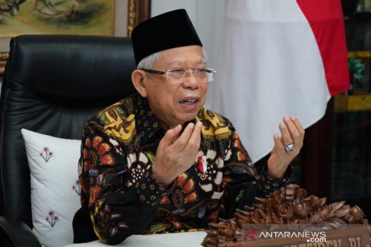 Wapres: Kehidupan beragama di Indonesia mulai dilirik dunia