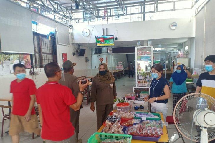 Pertamina dan Satpol PP Pontianak razia elpiji subsidi di warkop
