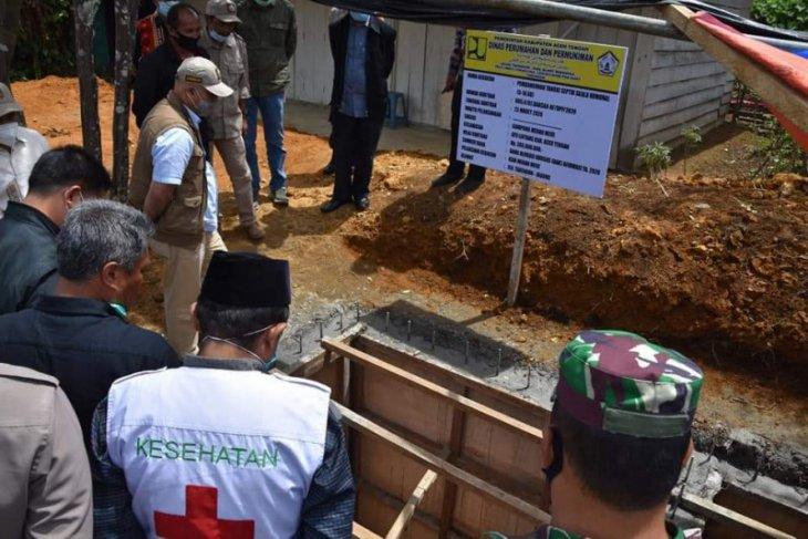 Tinjau sejumlah proyek pembangunan, Bupati Shabela: Harus tetap mengacu pada kualitas