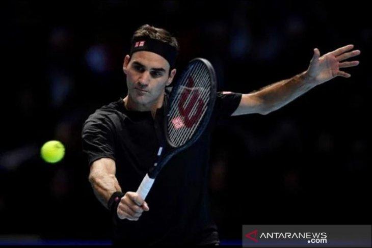 Federer bersiap kembali ke turnamen Madrid Open bersama Djokovic dan Nadal