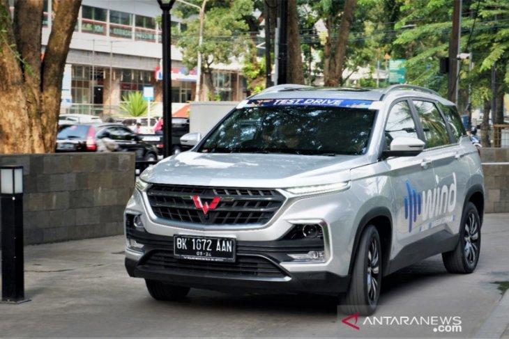 Wuling Almaz, gunakan teknologi SUV dilengkapi perintah suara bahasa Indonesia