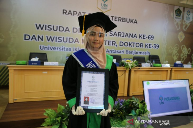 The story of the best UIN Banjarmasin graduates