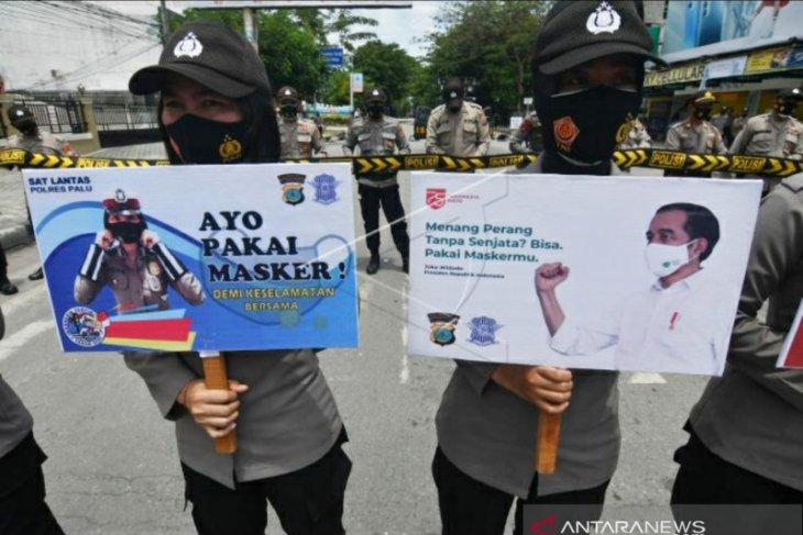 COVID-19 menginfeksi hampir 1.000 orang di Sulawesi Tengah
