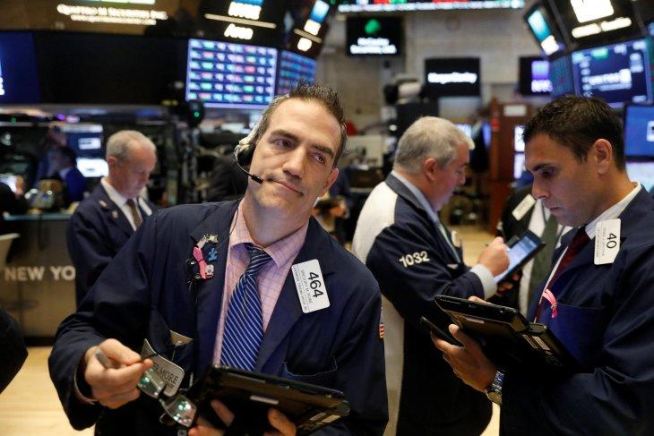 Wall Street dibuka melemah