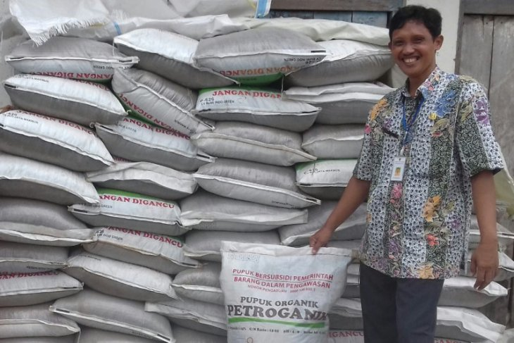 Pupuk Indonesia:  Hanya petani terdaftar e-RDKK peroleh pupuk subsidi