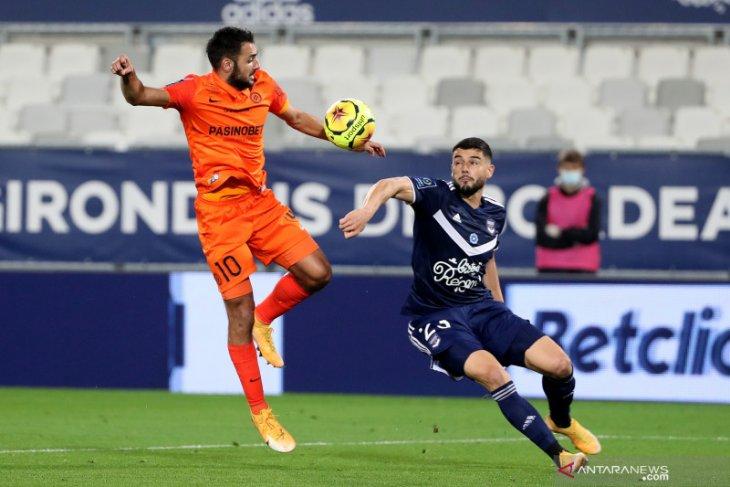 Liga Prancis: Bordeaux kembali kalah setelah dipermalukan Montpellier 0-2