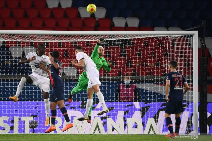 Atasi Rennes, PSG kian kokoh di puncak klasemen Liga Prancis