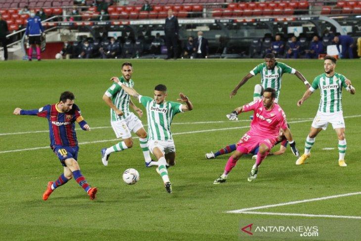 Lionel Messi mengaku kesal terus dikambinghitamkan